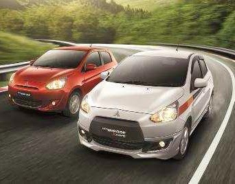 NEW MITSUBISHI MIRAGE SURABAYA 2015