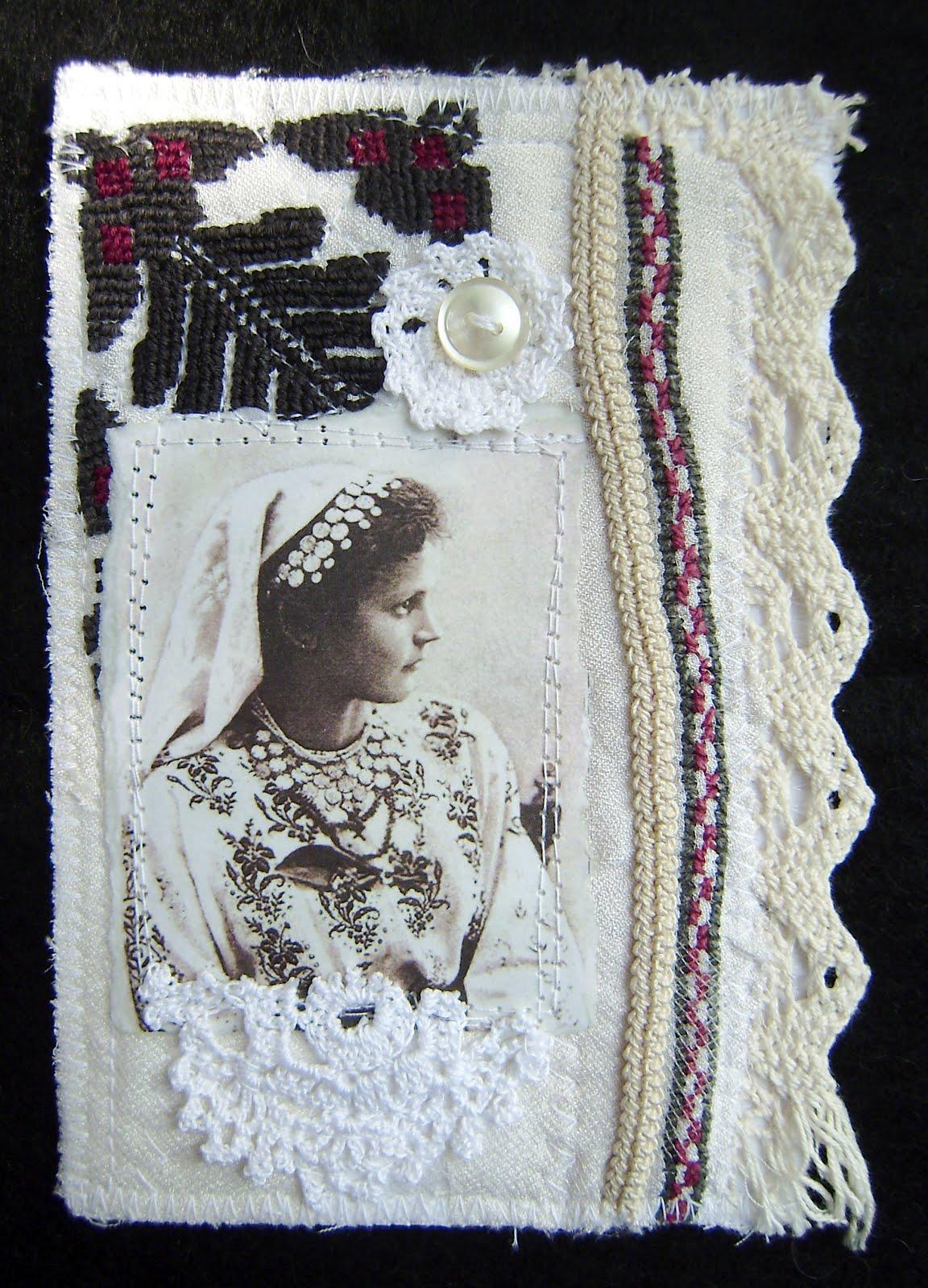 Textil cards