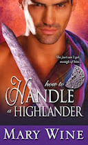 Giveaway: How to Handle a Highlander