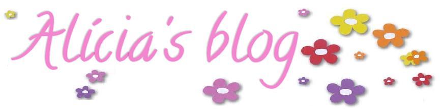 Alícia's blog
