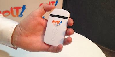 Layanan Internet 4G telah resmi hadir di Indonesia
