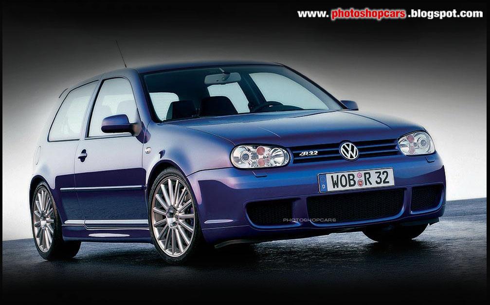 Volkswagen Golf tuning e rebaixado