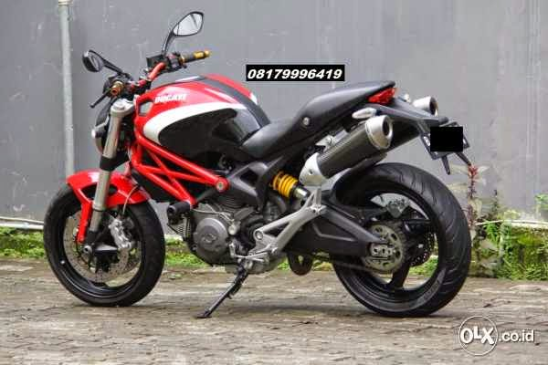 Ducati Monster  For Sale Victoria