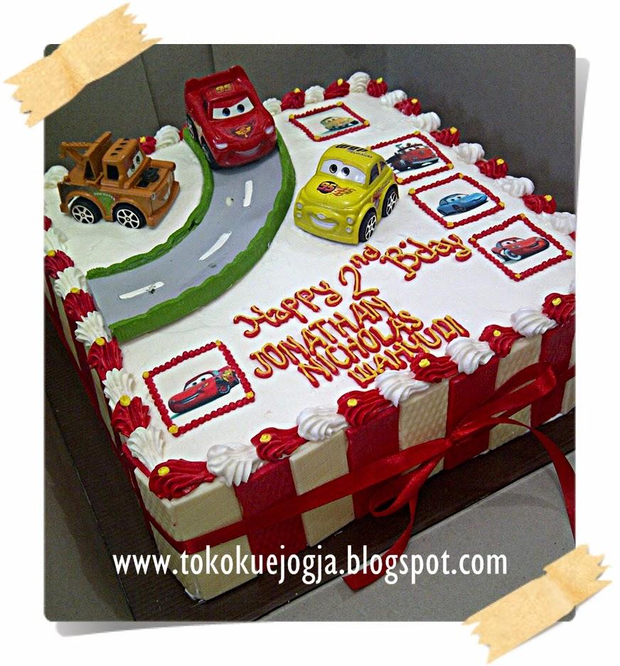 CAKE AND COOKIES: KUE ULANG TAHUN ANAK DI JOGJA, KUE ULANG TAHUN TEMA