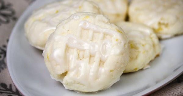 Gluten-Free Lemon Meltaway Cookies   In The Kitchen With Honeyville