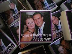 BEM CASADOS - Norma Senna e Rosemberg