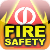 SCDF Fire Safety App in iPhone