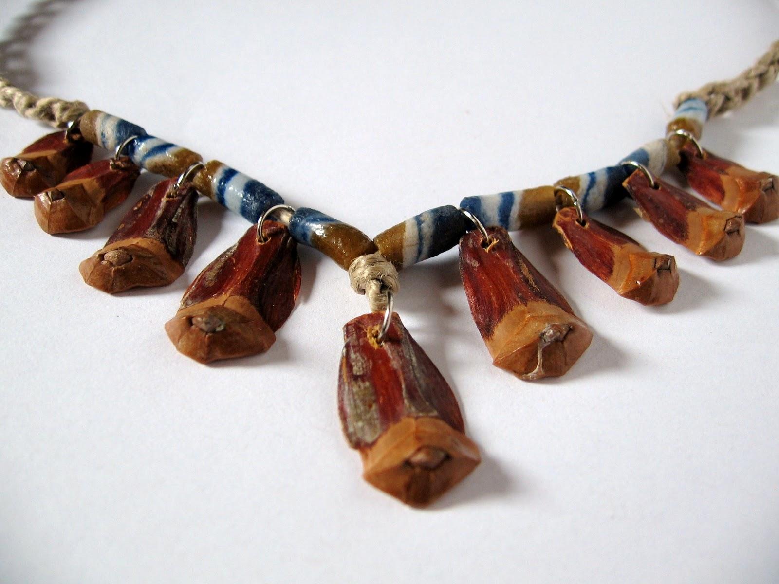 Eco warrior jewellery: Upcycle Jewellery tutorial: Pine ...