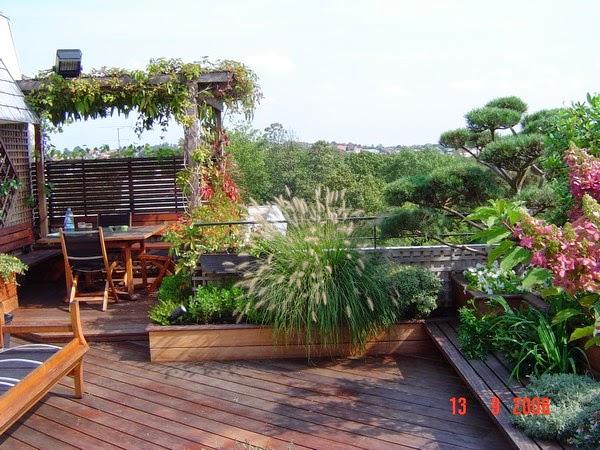 paysager un toit terrasse paysagiste val d 39 oise cr ation jardin 95. Black Bedroom Furniture Sets. Home Design Ideas