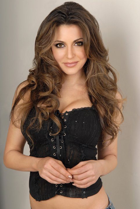 Cerina Vincent Latest Pics 2012