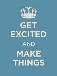 Get Excited and..