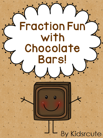 math worksheet : creative lesson cafe hershey bar fractions : Hershey Bar Fraction Worksheet