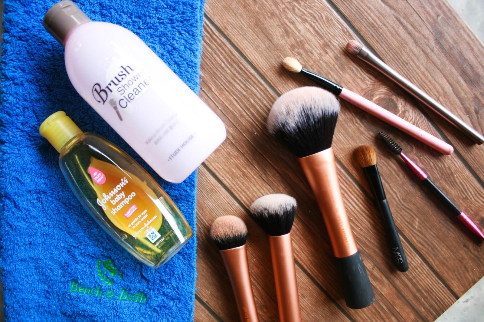 brush cleaning essentials runbarbierun