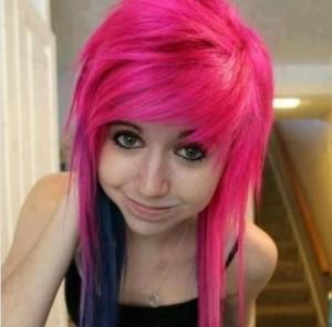 foto emo girl, gambar emo