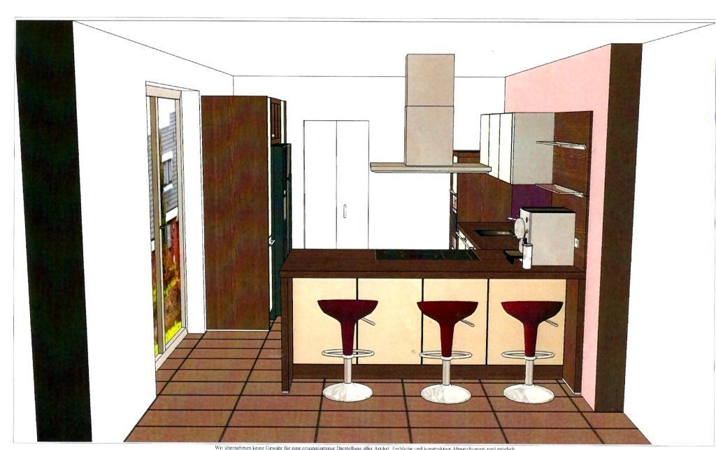 So wird unsere Küche aussehen