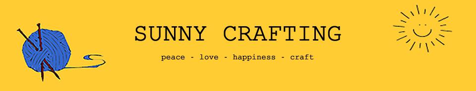 Sunny Crafting