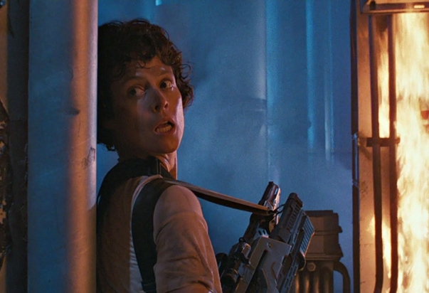 Aliens, James Cameron