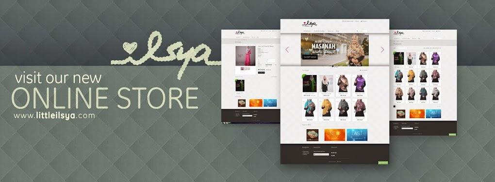 Little Ilsya | Muslimah Attire Online Store