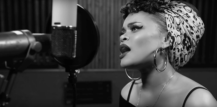 ANDRA  DAY - RISE UP 8
