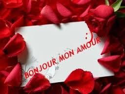 Texte d'amour bonjour mon amour