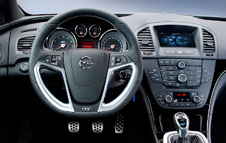 2012 Opel Insignia Wallpapers