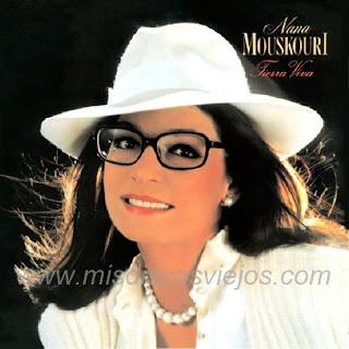 CD Nana mouskori Tierra Viva NANA+MOUSKOURI-Tierra+Viva