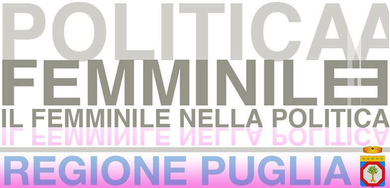 Politica Femminile Regione Puglia