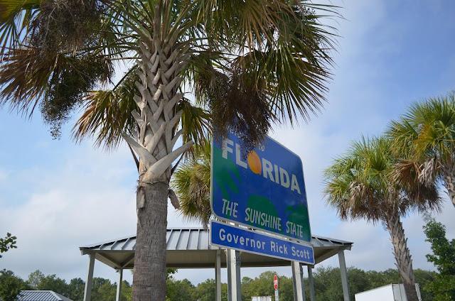 Palcem po mapie, czyli planujemy wakacyjny wypad- Floryda po raz drugi!