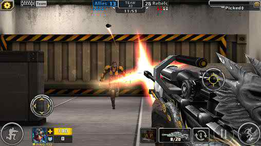 Crisis Action Full Action Android Game Apk Mod Obb Free Direct