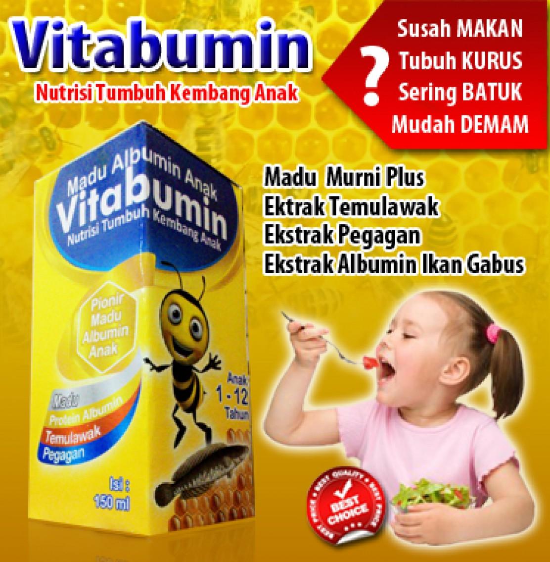 Manfaat Vitabumin