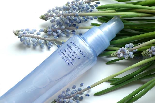 Beliebteste Blogposts - Shiseido Multi Treatment Hair Lotion Review