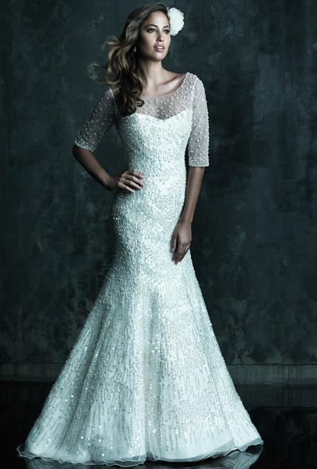 Colorful Fergie Wedding Dress Embellishment - Womens Dresses & Gowns ...