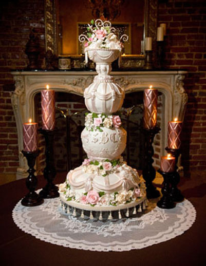 Cool Wedding Cake Designs