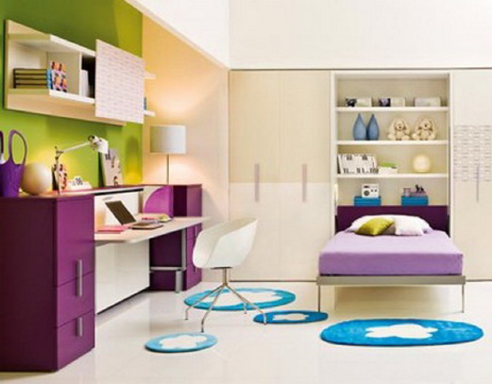 30 ideas de decoracion habitacion infantil peque a - Decoracion habitacion infantil pequena ...