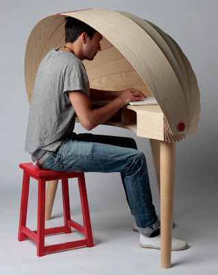 Creative Desks and Cool Desk Designs (20) 1