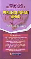 toko buku rahma: buku AMANDEMEN UNDANG-UNDANG PERLINDUNGAN ANAK UU RI NO 35 TAHUN 2014, penerbit sinar grafika