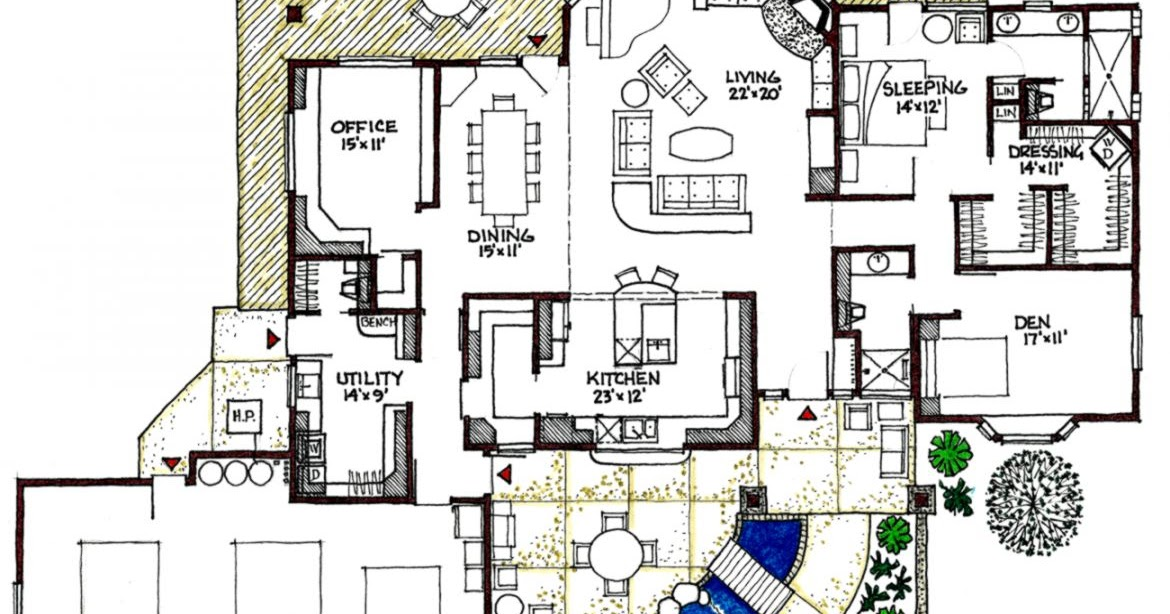Handicapped accessible home designs this wallpapers for Accessible house plans