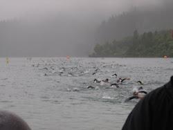 Rotorua Half Ironman - 2010