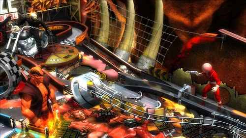 Screen Shot Of Pinball FX2 (2013) Full PC Game Free Download At Downloadingzoo.Com