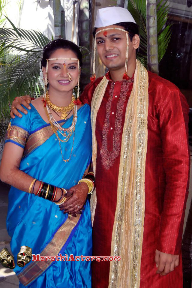 Rashmi halker wedding