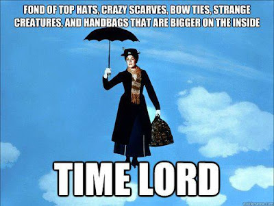 Marry Poppins Time Lord