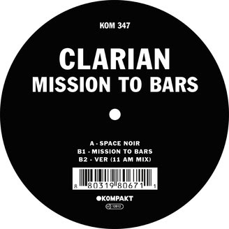 Clarian - Mission To Bars EP
