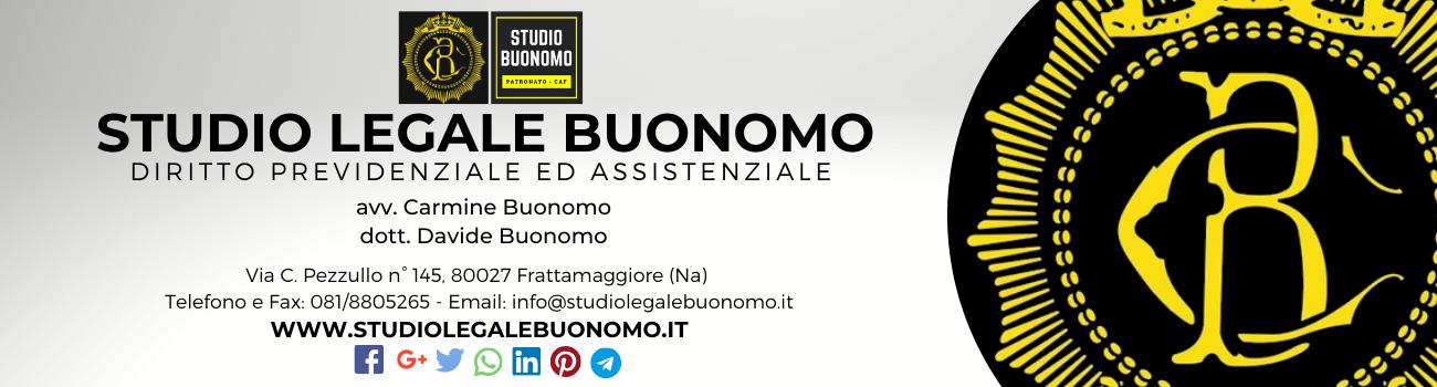 Studio Legale Buonomo - Diritto Previdenziale ed Assistenziale