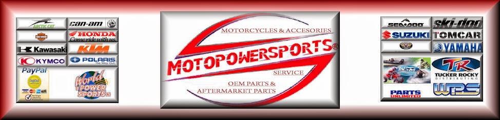 MOTOPOWERSPORTS® REFACCIONES Y ACCESORIOS PARA MOTOCICLETAS ATVS JET SKI.
