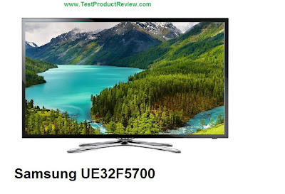 Samsung UE32F5700 review