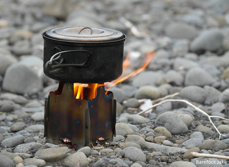 Firefly wood stove