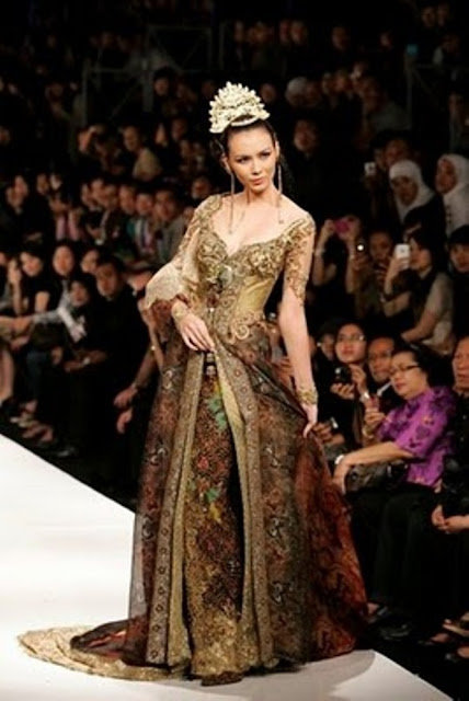 baju pengantin kebaya modern