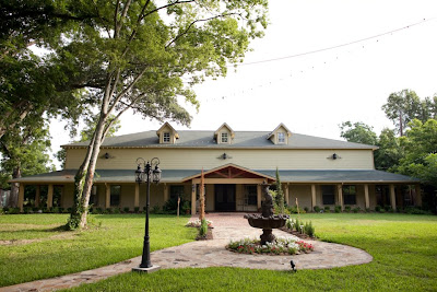 Outside the Reception Hall