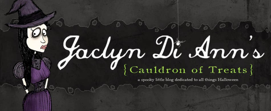 Jaclyn Di Ann's Cauldron of Treats