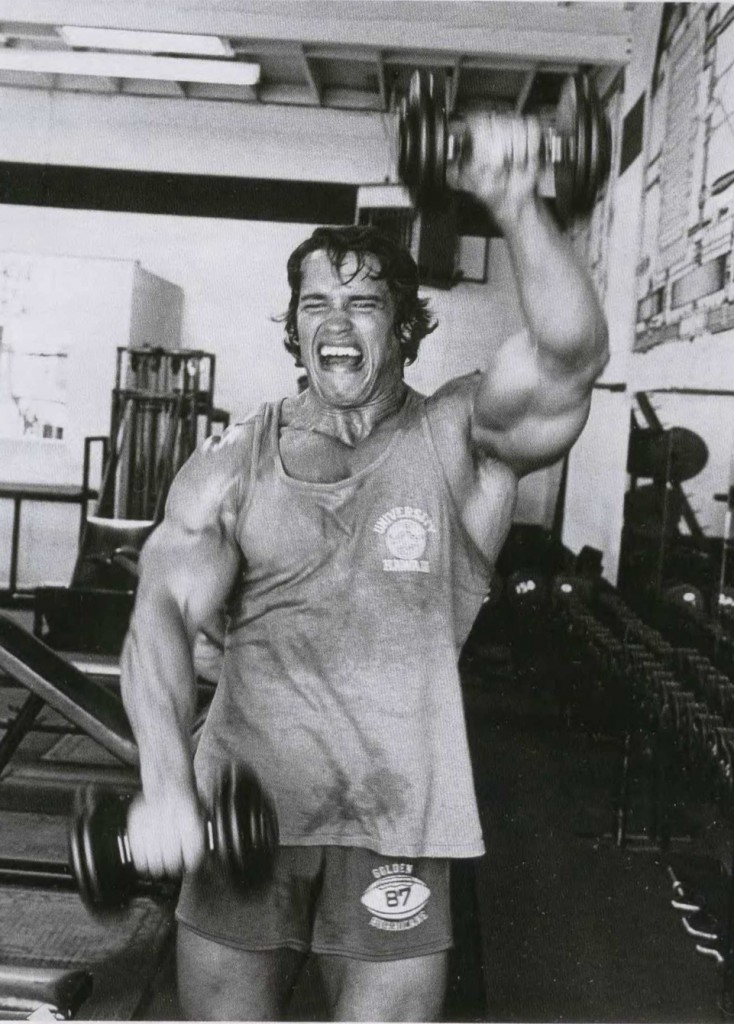 Lets see them shoulders bodybuilding esque malvernweather Image collections